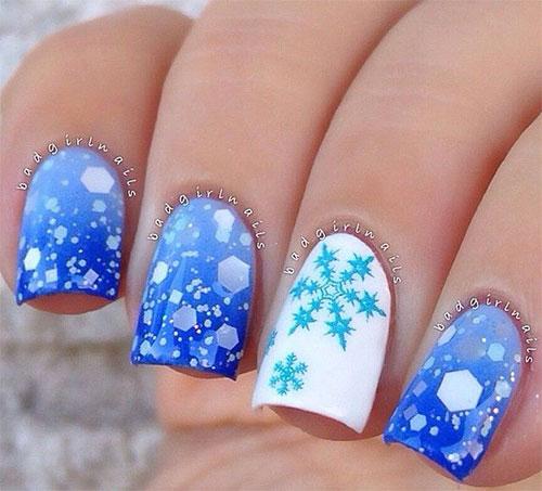 20-Christmas-Snowflake-Acrylic-Nail-Art-Designs-Ideas-Stickers-2015-Xmas-Nails-20