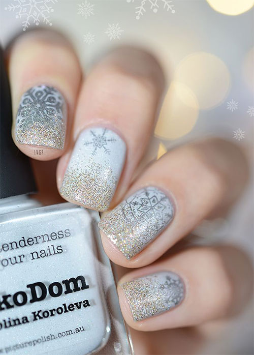 20-Christmas-Snowflake-Acrylic-Nail-Art-Designs-Ideas-Stickers-2015-Xmas-Nails-4