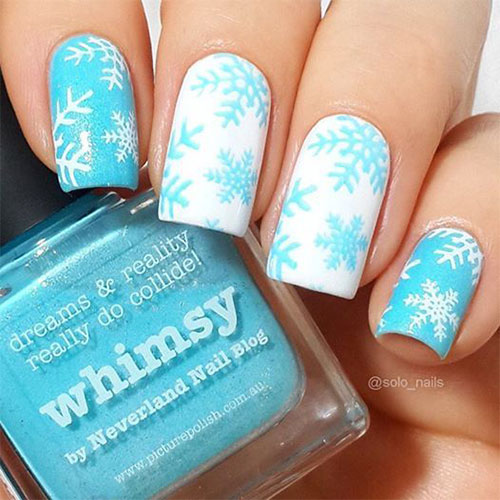 20-Christmas-Snowflake-Acrylic-Nail-Art-Designs-Ideas-Stickers-2015-Xmas-Nails-5