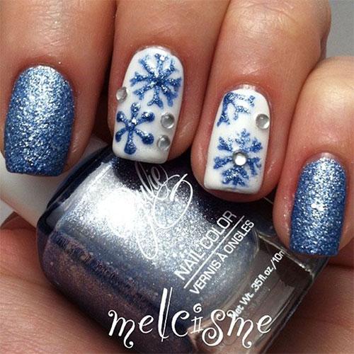 20-Christmas-Snowflake-Acrylic-Nail-Art-Designs-Ideas-Stickers-2015-Xmas-Nails-6