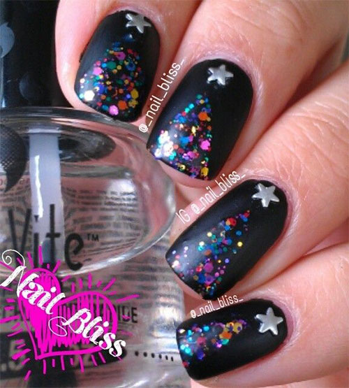 50-Easy-Christmas-Tree-Nail-Art-Designs-Ideas-Stickers-2015-Xmas-Nails-14