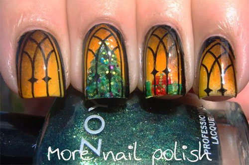 50-Easy-Christmas-Tree-Nail-Art-Designs-Ideas-Stickers-2015-Xmas-Nails-21