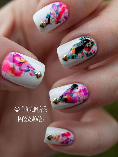 50-Easy-Christmas-Tree-Nail-Art-Designs-Ideas-Stickers-2015-Xmas-Nails-28