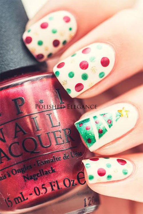 50-Easy-Christmas-Tree-Nail-Art-Designs-Ideas-Stickers-2015-Xmas-Nails-4