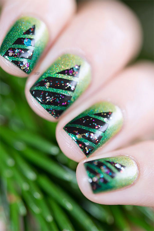 50-Easy-Christmas-Tree-Nail-Art-Designs-Ideas-Stickers-2015-Xmas-Nails-44