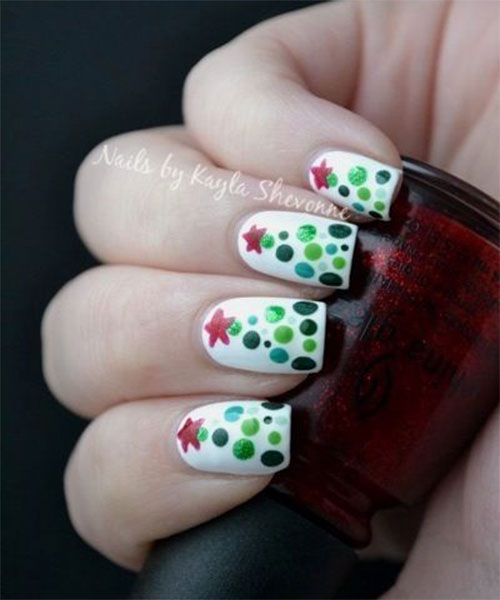 50-Easy-Christmas-Tree-Nail-Art-Designs-Ideas-Stickers-2015-Xmas-Nails-50