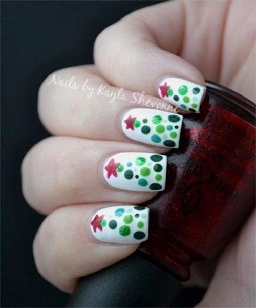 50-Easy-Christmas-Tree-Nail-Art-Designs-Ideas-Stickers-2015-Xmas-Nails-50