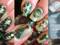 50-Easy-Christmas-Tree-Nail-Art-Designs-Ideas-Stickers-2015-Xmas-Nails-F