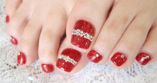 15-Christmas-Toe-Nail-Art-Designs-Ideas-Stickers-2015-Xmas-Nails-6