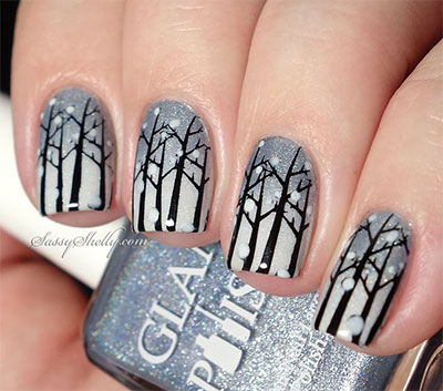15 snow nail art designs ideas trends stickers 2016 winter 15 snow nail art designs ideas trends stickers prinsesfo Gallery