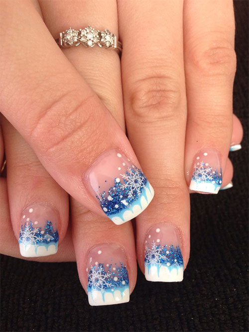 15 winter gel nail art designs ideas stickers 2016 gel nails fabulous nail art designs