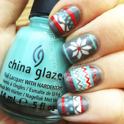 15-Winter-Sweater-Nail-Art-Designs-Ideas-Stickers-2016-Winter-Nails-3