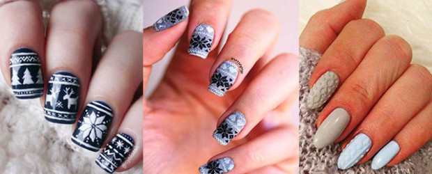 15-Winter-Sweater-Nail-Art-Designs-Ideas-Stickers-2016-Winter-Nails-F