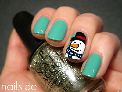 18-Snowman-Nail-Art-Designs-Ideas-Trends-Stickers-2016-Winter-Nails-11