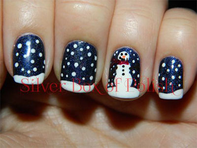 18-Snowman-Nail-Art-Designs-Ideas-Trends-Stickers-2016-Winter-Nails-17