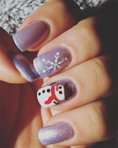 18-Snowman-Nail-Art-Designs-Ideas-Trends-Stickers-2016-Winter-Nails-19
