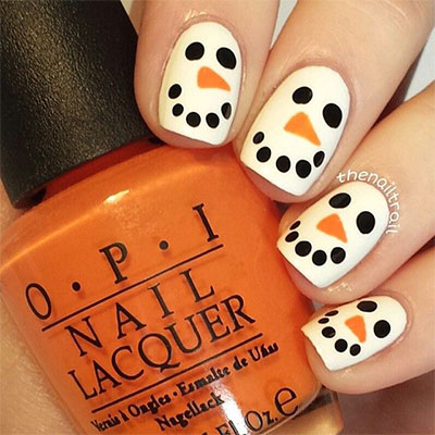 18-Snowman-Nail-Art-Designs-Ideas-Trends-Stickers-2016-Winter-Nails-8