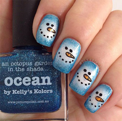18-Snowman-Nail-Art-Designs-Ideas-Trends-Stickers-2016-Winter-Nails-9