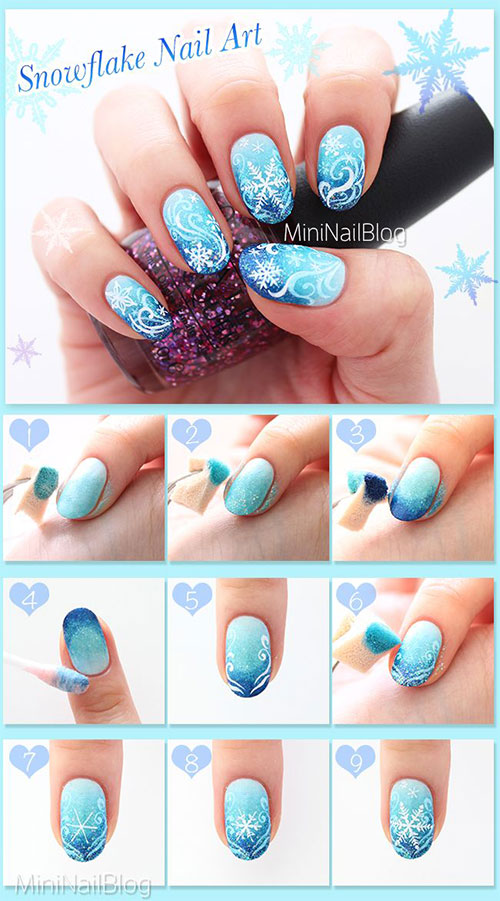 20-Easy-Simple-Christmas-Nail-Art-Tutorials-For-Beginners-Learners-2015-6
