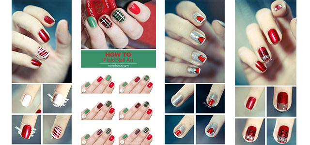 20-Easy-Simple-Christmas-Nail-Art-Tutorials-For-Beginners-Learners-2015-F