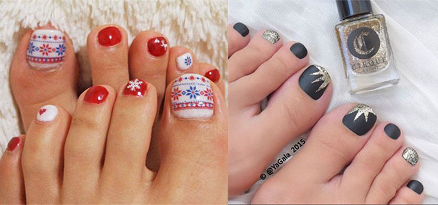 Toe Nail Art Designs Zrom