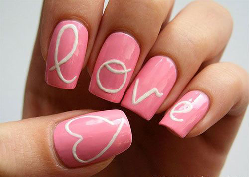 12-Cute-I-Love-You-Valentines-Day-Nail-Art-Designs-Ideas-Stickers-2016-8