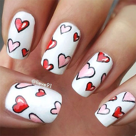 12-Red-Love-Heart-Nail-Art-Designs-Ideas-Stickers-2016-1