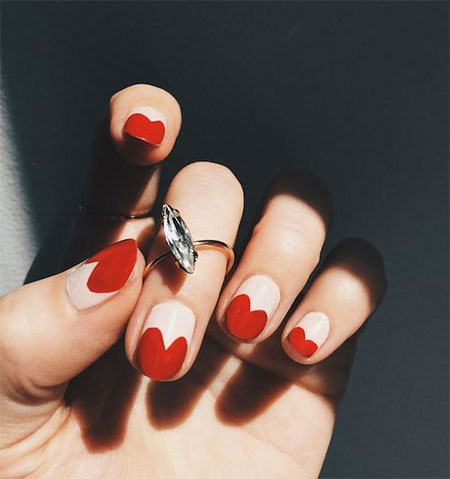 12-Red-Love-Heart-Nail-Art-Designs-Ideas-Stickers-2016-4