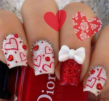 12-Red-Love-Heart-Nail-Art-Designs-Ideas-Stickers-2016-6