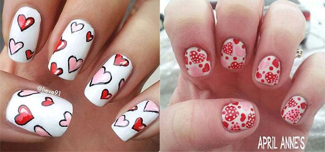 12-Red-Love-Heart-Nail-Art-Designs-Ideas-Stickers-2016-F