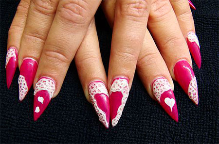 12-Valentines-Day-Acrylic-Nail-Art-Designs-Ideas-2016-3