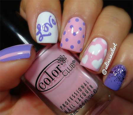 12-Valentines-Day-Acrylic-Nail-Art-Designs-Ideas-2016-5