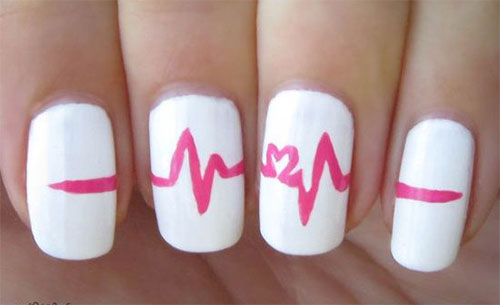 12-Valentines-Day-Heartbeat-Nail-Art-Designs-Ideas-Stickers-2016-10