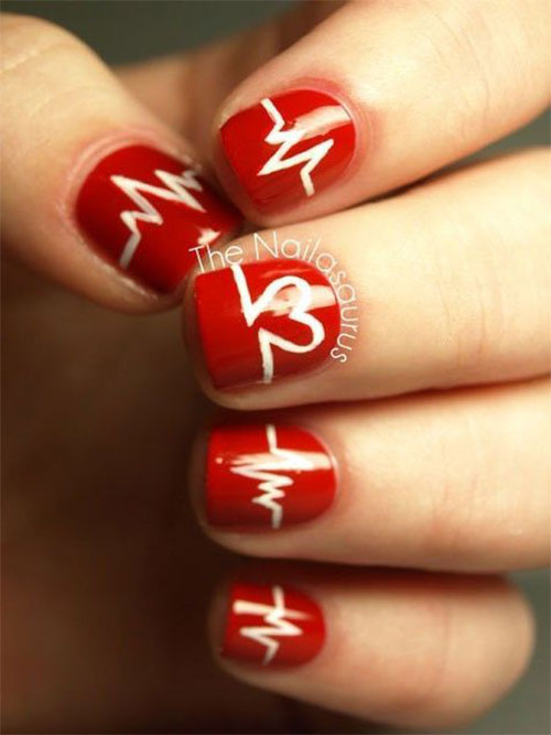 12-Valentines-Day-Heartbeat-Nail-Art-Designs-Ideas-Stickers-2016-5