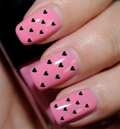 12-Valentines-Day-Little-Heart-Nail-Art-Designs-Ideas-2016-8