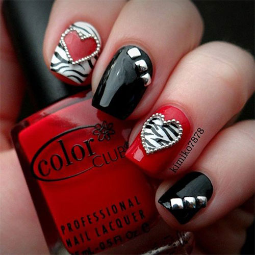 15-Amazing-3D-Valentines-Day-Nail-Art-Designs-Ideas-Stickers-2016-3d-Nails-10