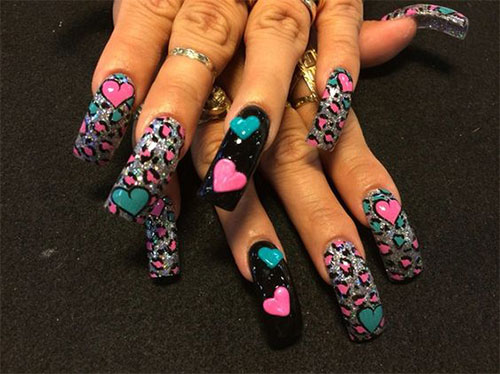 15-Amazing-3D-Valentines-Day-Nail-Art-Designs-Ideas-Stickers-2016-3d-Nails-5