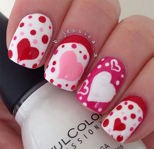 15-Amazing-3D-Valentines-Day-Nail-Art-Designs-Ideas-Stickers-2016-3d-Nails-8