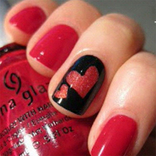 15-Easy-Cute-Valentines-Day-Nail-Art-Designs-Ideas-2016-Valentines-Nails-6