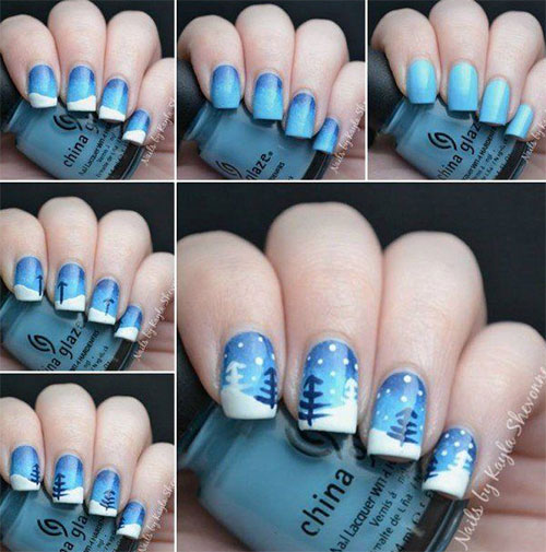 15-Easy-Step-By-Step-Winter-Nail-Art-Tutorials-For-Beginners-2016-15