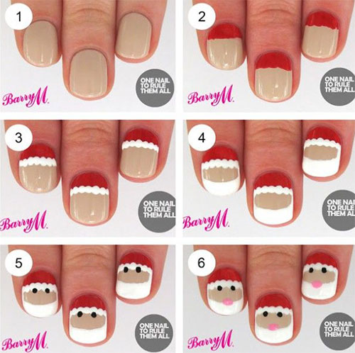 15-Easy-Step-By-Step-Winter-Nail-Art-Tutorials-For-Beginners-2016-9