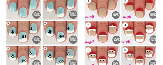 15-Easy-Step-By-Step-Winter-Nail-Art-Tutorials-For-Beginners-2016-F