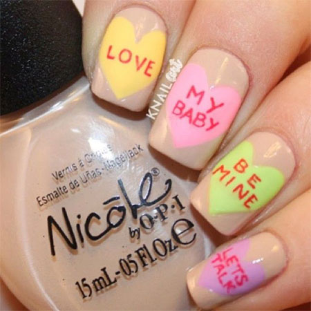15-Valentines-Day-Candy-Heart-Nail-Art-Designs-Ideas-Stickers-2016-1