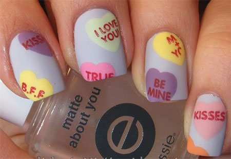15-Valentines-Day-Candy-Heart-Nail-Art-Designs-Ideas-Stickers-2016-4