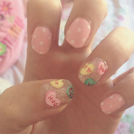 15-Valentines-Day-Candy-Heart-Nail-Art-Designs-Ideas-Stickers-2016-7