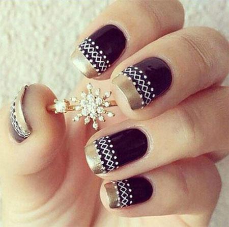 15-Winter-Black-Nail-Art-Designs-Ideas-Stickers-2016-Winter-Nails-12