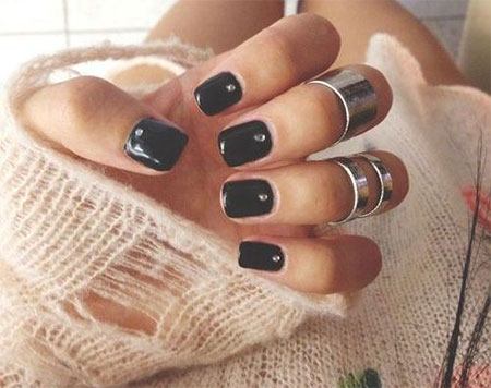 15-Winter-Black-Nail-Art-Designs-Ideas-Stickers-2016-Winter-Nails-13