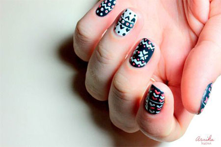 15-Winter-Black-Nail-Art-Designs-Ideas-Stickers-2016-Winter-Nails-15