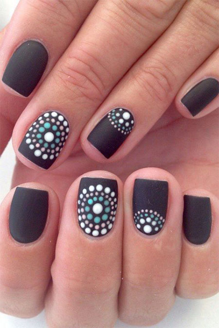 15-Winter-Black-Nail-Art-Designs-Ideas-Stickers-2016-Winter-Nails-2