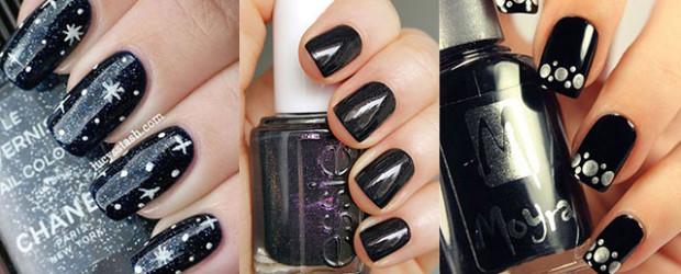 15-Winter-Black-Nail-Art-Designs-Ideas-Stickers-2016-Winter-Nails-F